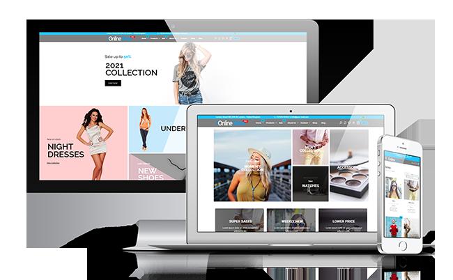 Envo Online Store PRO WooCommerce Theme